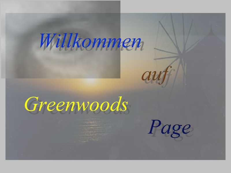 Greenwoods Page